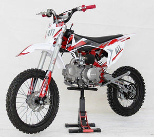 New 125cc Youth - EGL A11 PRO-  4 Speed Manual Dirt Bike