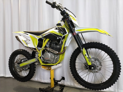New EGL A12 PRO 150 - Manual Clutch 5 Speed 150cc Dirt Bike