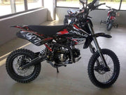 New 125cc Adult Size - Apollo DB007 - 125cc Dirt Bike - Free Shipping dirt bike Wholesale ATV