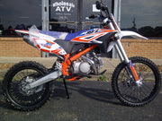 New Adult Size - Apollo DBZ20 MAX - 125cc Dirt Bike - NEW MODEL!!!