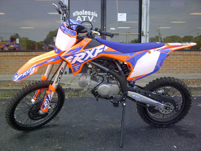 New Adult Size - Apollo RFX 150 FREERIDE MAX - 140cc Dirt Bike - FREE ASSEMBLY - IN STOCK NOW!!!