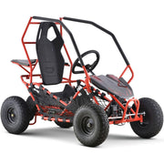 New Kids Electric Go Kart Maverick 1000w Red