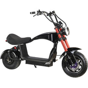 Mototec Mini Lowboy 48v 800w Lithium Scooter Black