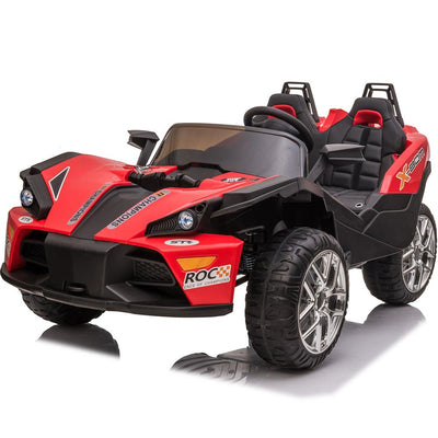 Mototec Sling 12v Kids Car Red (2.4ghz Rc)