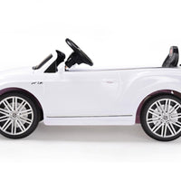 Bentley Gtc 12v White Rc