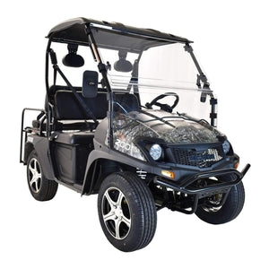 New Bennche Cowboy 200iX GOLF - 200cc 4 Seater UTV Golf Cart
