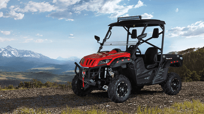 New 700cc - BMS COLT 700 LSX 2S EFI and EPS - 4x4 UTV