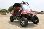 New 200cc - Trailmaster Challenger 200EX - Deluxe Youth UTV - EFI