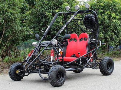 New Youth  - Dongfang 125GK Spider - 125cc Kids Go Kart