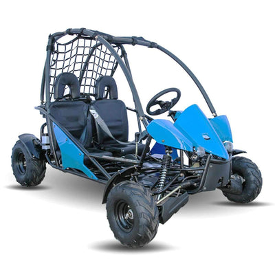 New Kandi KD-125GKT - 125cc Fully Automatic Youth Go kart w/Reverse