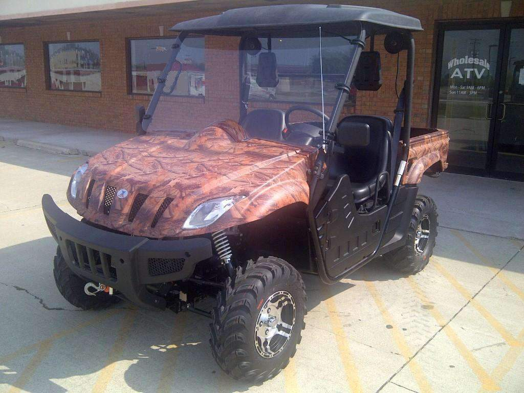 New 500cc - BMS Ranch Pony 500 - 4x4 UTV - Free Shipping utvs Wholesale ATV