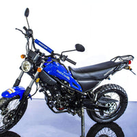 New RPS MAGICIAN 250 - 250cc Enduro Street Legal Dirt Bike Motorcycle