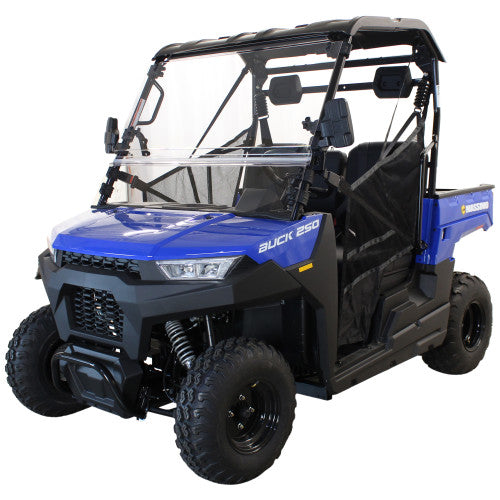 New Massimo Buck 250 - 177cc Fuel Injected UTV