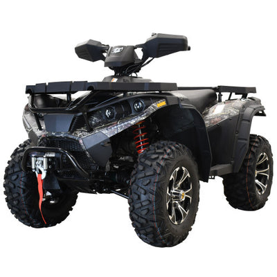 New Massimo MSA-400F EPS 4×4 ATV - No Dealer Set Up Fees.
