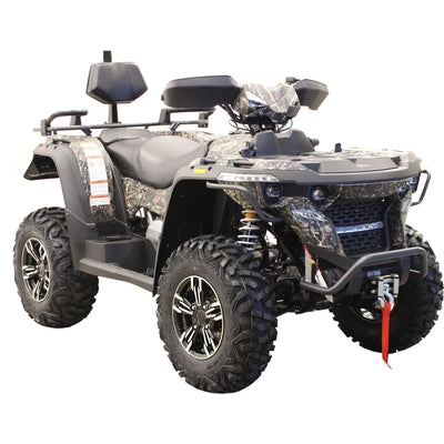 New Massimo MSA-550L EPS 4×4 ATV - No Dealer Set Up Fees.