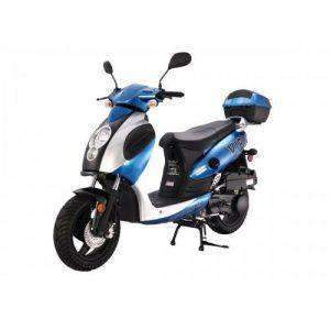 New Tao Tao PMX150 - 150cc Fully Automatic Sport Style Scooter