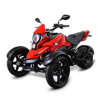 New Massimo Spider 200 - 200cc Trike Scooter