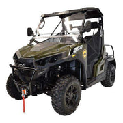 New Massimo T-BOSS 550X GOLF - 493cc 4x4 EFI UTV Golf Cart