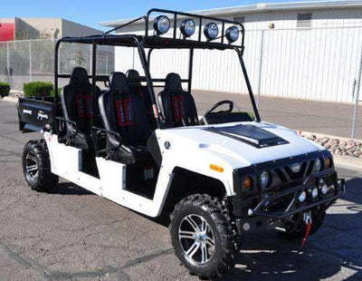 New 1100cc - Joyner 1100 Renegade R4 EFI - 4 Seater UTV - Free Shipping utvs Wholesale ATV
