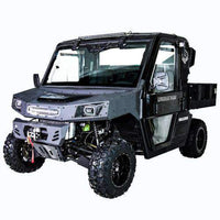 New WARRIOR 1000 MXU HVAC LSV - 4x4 UTV