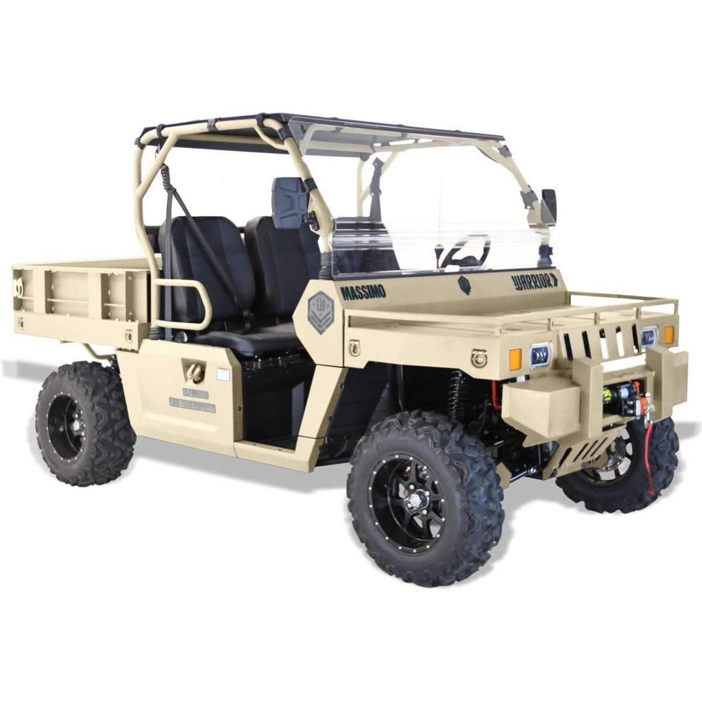 New Bennche WARRIOR 1000 - 1000cc 4X4 EFI UTV
