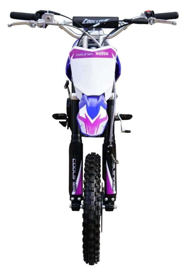 New Coolster XR-125A 125CC Manual Mid Sized Dirt Bike