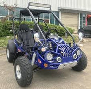 New 200cc - Trailmaster 200 XRX - Go Kart w/Reverse - CA Carb Approved