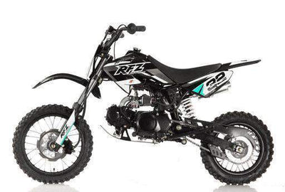 New Semi-Automatic 110cc Dirt Bike - Apollo DB32