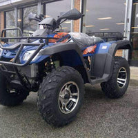New 300cc - Buyang Monster 300 - Adult 4x4 Utility ATV - Free Shipping atvs Wholesale ATV Blue