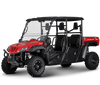 New 700cc - BMS Ranch Pony 700 EFI 4S - 4x4 - 4 Seater UTV