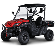 New 700cc - BMS Ranch Pony 700 EFI 2S - 4x4 UTV
