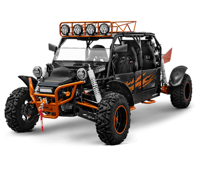 New 800cc - BMS PLATINUM 4S - 4X4 - 4 Seater Dune Buggy