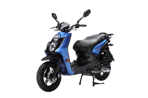 New 150cc- BMS CAVALIER 150 - Sport Style Scooter - CA Carb Approved
