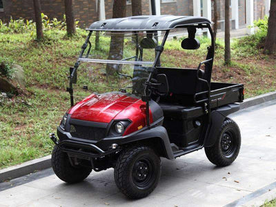 New 200cc - Cazador 200 Outfitter w/Dump Bed - 2wd UTV - Free Shipping utvs Wholesale ATV