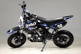 New Tao Tao DB10 - 110cc Fully Automatic Youth Dirt Bike
