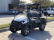 New 200cc - Cazador Eagle 200 Golf Cart - Free Shipping UTV utvs Wholesale ATV Cream
