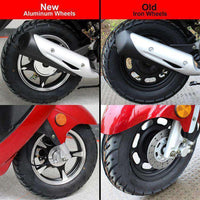 New - Dongfang Express 50 w/Alloy Wheels - 49cc Scooter - Free Shipping scooters Wholesale ATV