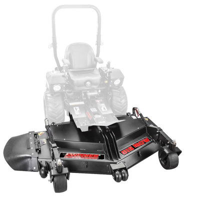 Big Mow Commercial Pro 66 in. Front Mount Finish Cut Attachment - ZTR66FC
