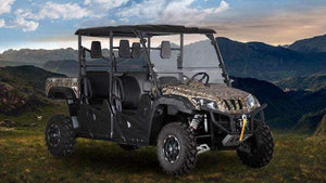 New 700cc - BMS COLT 700 LSX 4S EFI and EPS - 4x4 - 4 Door UTV