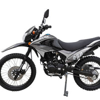 New 125cc Youth - Apollo DBX6 -  Fully Automatic Dirt Bike