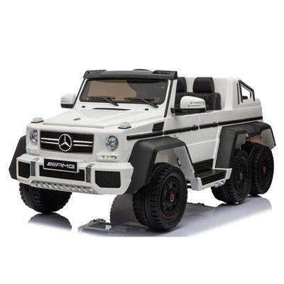 New Kids Electric Ride-on 6 wheel (4 wheel motors) Mercedes - SX1888 G63 6X6