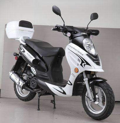 New Vitacci Challenger 49cc - Sport Style Scooter