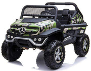 New Electric Kids Ride-on Toy Mercedes 4x4 SUV w/MP4 Screen - UNIMOG