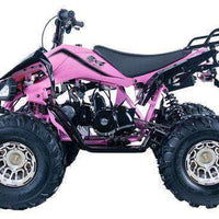 New Vitacci Jet 10 Deluxe - 125cc Fully Automatic Youth ATV with Reverse