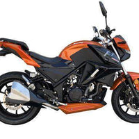 New Vitacci GTO - 250cc Fuel-Injected 5-Speed Motorcycle