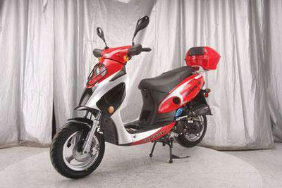 New 49cc - Vitacci BAHAMA QT-6 - Fully Automatic Scooter