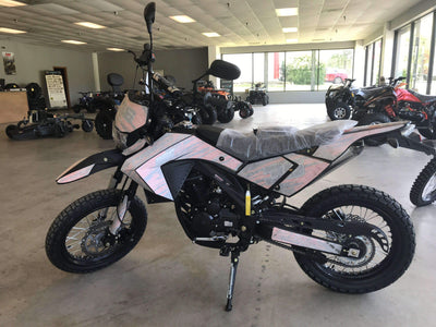 New Adult 250cc Apollo DB36 Deluxe - Enduro Dirt Bike dirt bike Wholesale ATV