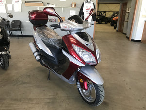 New 150cc - Jonway 150 Eagle Scooter
