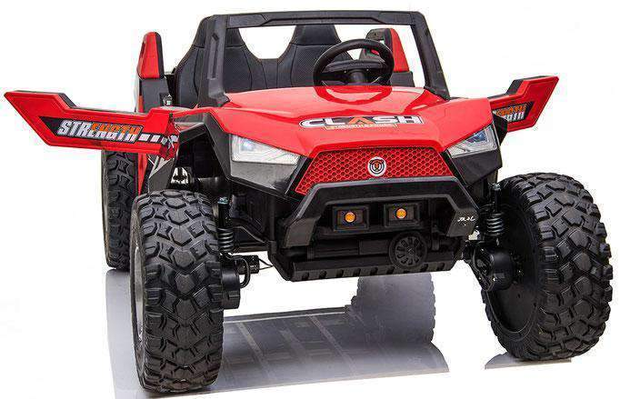 New Electric Kids Ride-on Toy 4X4 UTV with EVA Rubber Tires! - SX 1928