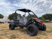 New 208cc - Trailmaster Cheetah 8 - Youth/Adult UTV